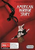 American Horror Story : Season 1 (DVD, 2012, 4-Disc Set)