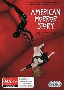 American Horror Story : Season 1 : 4 Disc :NEW DVD