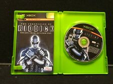 Microsoft Xbox The Chronicles of Riddick: Escape From Butcher Bay (Complete)