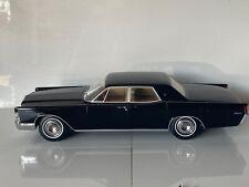 V Raro High End detallado 1:18 Bos Lincoln Continental Modelo Americano Coche Clásico