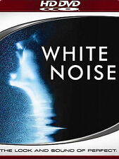 White Noise (HD DVD, 2008) MUST HAVE HD DVD PLAYER TO PLAY