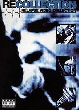 V/A - RECOLLECTION DVD (DILLINGER ESCAPE PLAN / BENÜMB / AMORPHIS / NEUROSIS...)
