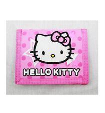 NWT Sanrio Hello Kitty Trifold Wallet Coin Purse Wallet Genuine Licensed Sanrio