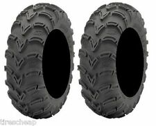 TWO ( 2 )  22X8-10  AMERICAN MADE ITP MUD LITE ATV TIRES NEW - MADE IN USA