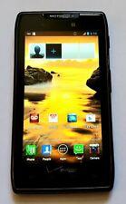 Motorola Droid Razor Razr XT912 (Verizon) 16gb wifi Android