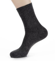 6 Pairs MEN MENS Bamboo Socks Bamboo Work Socks Breathing Comfort Thick or Thin