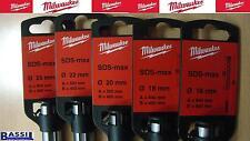 Milwaukee SDS-max Hammerbohrer Set 5-tlg.