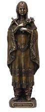 St. Kateri Tekakwitha Sculpture, Cold-Cast Bronze