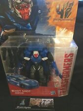 Transformers Hot Shot Age of Extinction Generations Deluxe Class Figure M4:H011