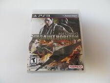 Ace Combat: Assault Horizon (Sony PlayStation 3, 2011) CIB TESTED