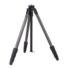 "Slik Pro CF-634 Carbon Fiber Tripod 4 Leg Sections Max Height 62.6"" Black"