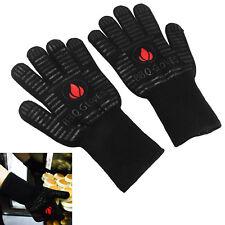 680°F Heat Proof Resistant Glove Mitt for Cooking, Baking, BBQ, Pot Holder, Fire