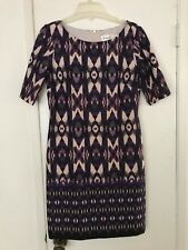 ELIZA J LADIES FITTED DRESS  SIZE 6  EX/CON
