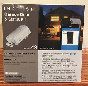 INSTEON Garage Door & Status Kit (74551) - Brand New - FREE Shipping