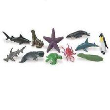 Meerestiere Im Meer (12 Minifiguren) Safari Ltd 761104