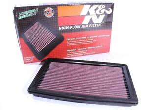 K&N High Flow Panel Air Filter to suit Subaru Outback 96-03 / Liberty 89-06 Inc