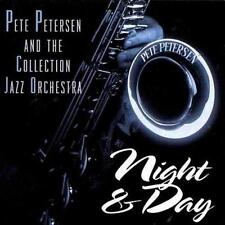 PETE PETERSEN & THE COLLECTION JAZZ ORCHESTRA 'Night & Day' Brand New CD 1996