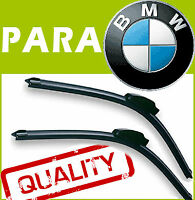 2 Escobillas Limpiaparabrisas Aerodinámico Flexibles para BMW 3 Serie F30 2012+