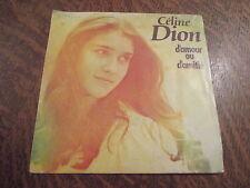 45 Tours Celine Dion - Visa pour les beaux jours