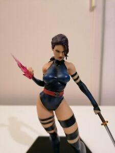 Iron Studios Statue Psylocke X-Men Marvel 1/10