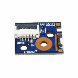 For HP Pavilion X360 14-ba018ca 14-ba108ca 14-ba153cl Power Button Board GTSZ