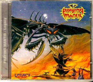 Praying Mantis - Legacy (CD). 2018. New. NWOBHM
