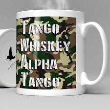 Phonetic Insult | Tango Whiskey Alpha Tango - Mug