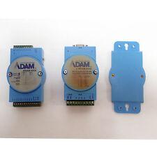 ADAM-4520 ISOLATED CONVERTOR & 6050 18-CH ISOLATED DIGITAL I/O MODBUS TCP MODULE