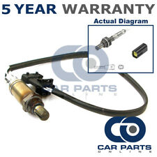 Rear 4 Wire Oxygen O2 Sensor For Hyundai Coupe Lantra Kia Rio 1.9 1.6 1.3 1.5