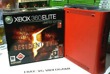 XBOX 360 ELITE 120GB  RESIDENT EVIL 5 EDITION, PERFETTO!