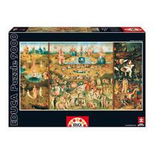 9000 Jardin de las Delicias puzzle educa