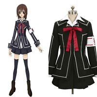Vampire Knight Yuki Cross Kuran Halloween COSplay Costume Uniform Outfit Dress