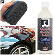 Carnauba Wax Car Polish T1 Carnauba Nano Hybrid Polish + Hex Polish Applicator