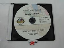 2009 Indianapolis 500 Ready To Race Show DVD IMS