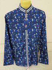 "ORIGINAL PENGUIN X PEPSI 411 DRESS BLUE XXL 2XL 100% POLYESTER 51.8"" CHEST COAT"