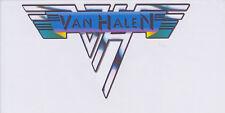 """Van Halen - Small Hi Gloss Sticker - 4 1/2"""" Width x 2 5/8"""" Height"""