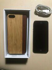 Schönes Apple Iphone 5 16GB, SpaceGray, ohne Simlock    #07