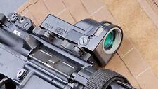 MEPROLIGHT M21 Bullseye Reticle FREE MAGPUL Gift Red Dot Sight Fiber Optic MEPRO