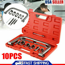 10Pcs Car Motorcycle Engines Valve Spring Compressor Kit Removal Tool US STOCK!