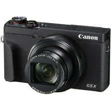 New Canon PowerShot G5 X Mark II Digital Camera - 20.1MP
