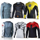 Marvel Superhero Avengers dealpool Costume T-Shirts Sporting Jersey Cycling Tops