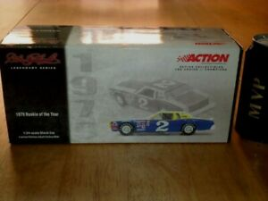 [Action] D. EARNHARDT- ROOKIE OF THE YEAR-1979 MONTE CARLO, DIECAST MODEL, 1:24