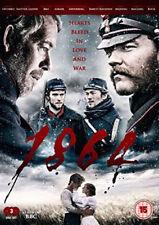 1864 - Complet Mini série DVD NOUVEAU DVD (fcd1092)