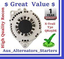 Alternator Nissan X-Trail T30 T31 2.5L Petrol QR25DE xtrail genuine recondition