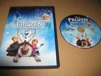 Frozen DVD Il Regno Del Ghiaccio