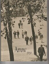 1959 MILWAUKEE COUNTRY DAY SCHOOL annual yearbook (ARROW) WISCONSIN