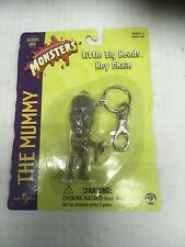 Monsters The Mummy Little Big Heads Key Chain