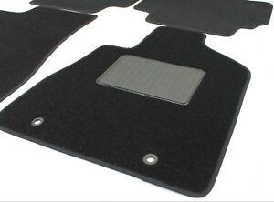 LEXUS CARPET FLOOR MAT SET BLACK RX330 350 400H FEB 03 - DEC 08 FRONT & REAR