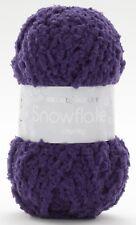 Sirdar Snowflake Chunky Wool Baby Yarn | Choice of Shades | Buy 10 Get 5 off 719 - Grapey