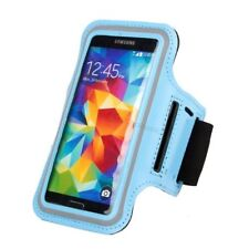 Generic Blue Cell Phone Fitted Case